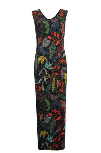Poools Multicolor jurk 023121-S32