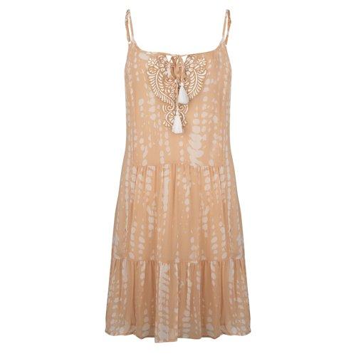 Esqualo Dress beach tye & dye