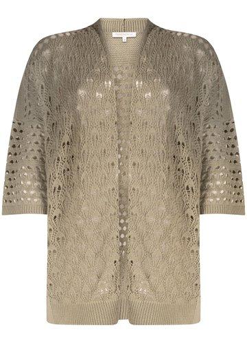 Tramontana Cardigan Crochet