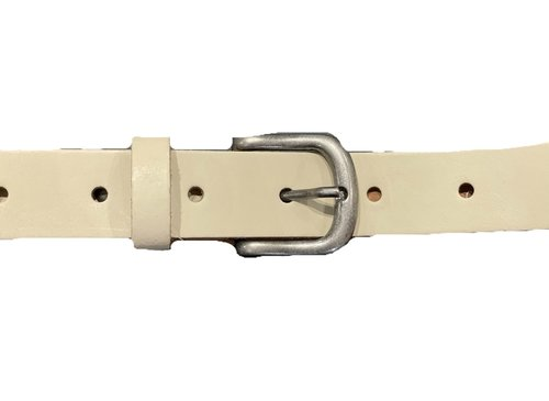 DSTRCT wit Lederen riem 3040