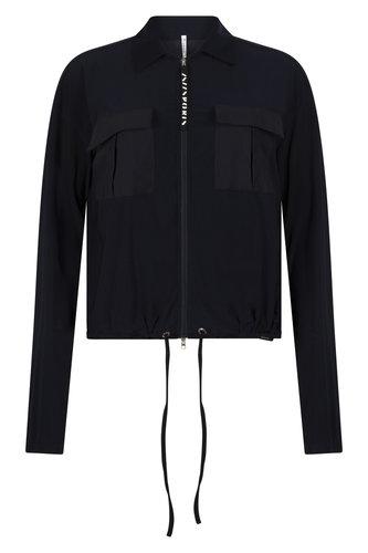 Zoso Joyce Splendour jacket with details navy