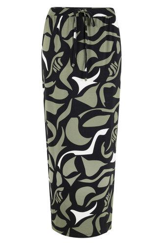 Zoso Nora Sporty long skirt multi