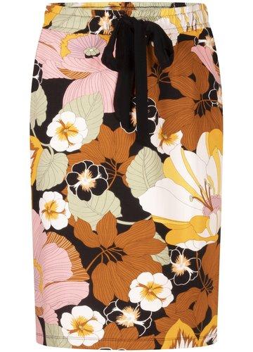 Tramontana Skirt Mini Blooming Print