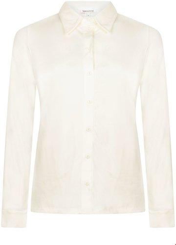 Tramontana Polly Basic Blouse Off White