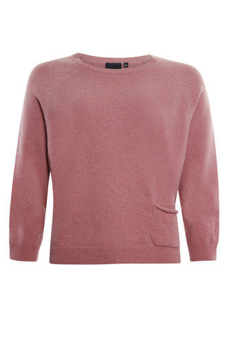 Poools  Pullover pocket Dusty Pink