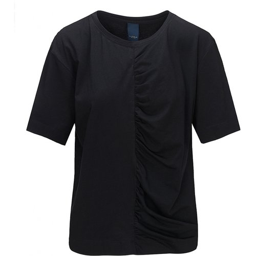 One Two Luxzuz Leni T-Shirt Black