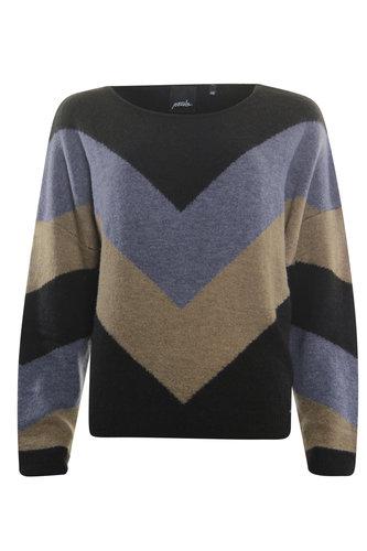 Poools  Sweater 3 color Seal  Brown