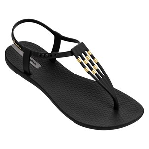 Ipanema IP82309 Premium Sunray Slipper Zwart