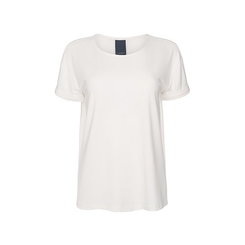 One two luxzuz Karin t-shirt Cream