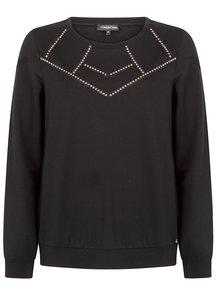 Tramontana Sweater Studded Zwart