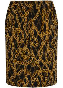 Tramontana Skirt Chain Jaguard Toffee