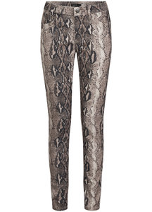 Tramontana Trousers Snake Print