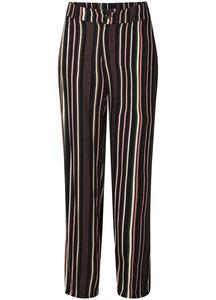 Tramontana Trousers Palazzo Multi stripe E04-94-401