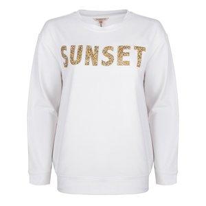 Esqualo Sweater sunset Off White SP20.05004