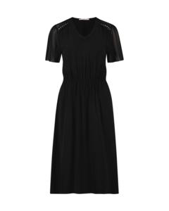 Aaiko Viva Vis 518 Dress Black