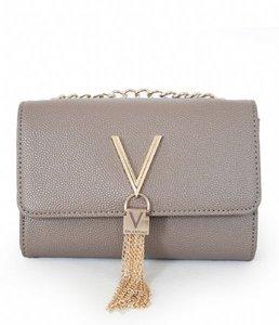 Valentino tas Taupe Pochette VBS1R403G