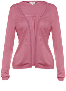Tramontana Cardigan Basic Lurex Detail Flamingo Y01-87-701