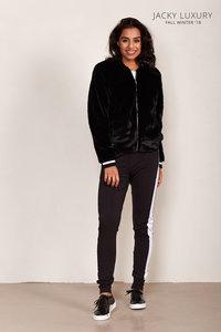 Jacky Luxury Jacket Bomber Faux Fur