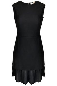 Jacky Luxury Dress Plisse Black