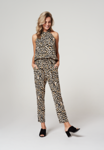 Aaiko Salita Animal Vis 574 jumpsuit